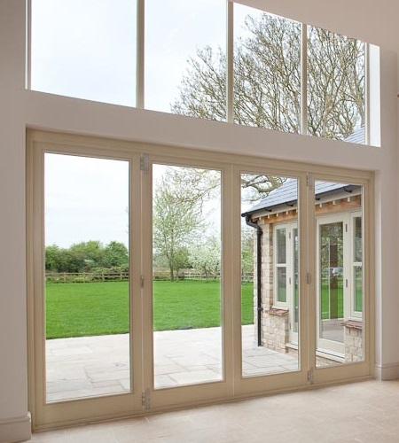 Bespoke Timber Bifold Doors